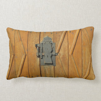 Locked Doors Pillow