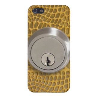 Locked! iPhone 5 Cases