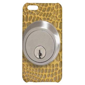 Locked! iPhone 5C Case