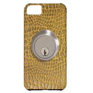 Locked! iPhone 5C Cover