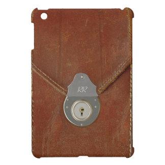 Locked Leather Case Effect on iPad Mini Case