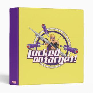 Locked On Target! Binder