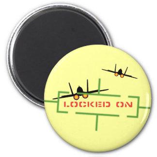 Locked On Target Display Magnet