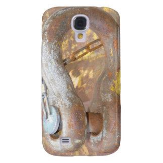 Locked! Rusty Bolt and Peeling Paint Galaxy S4 Case