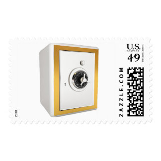 Locked Safe Postage