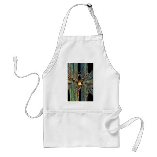 locked up apron