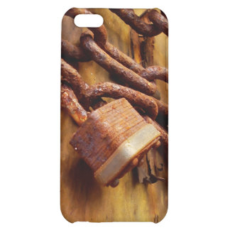 Locked Up by Uncle Junk iPhone 5C Cases