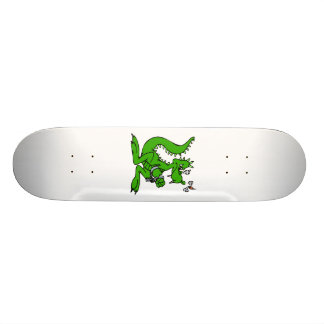 Locked up steamed dragon skate boards