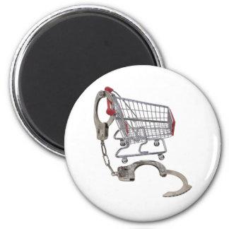LockedInShopping061509 Magnet