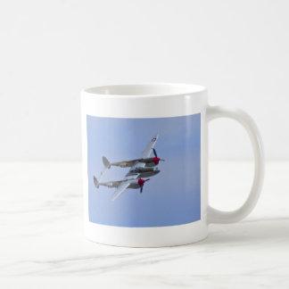 Lockeed P-38J Lightning Coffee Mug