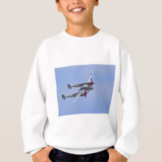 Lockeed P-38J Lightning Sweatshirt