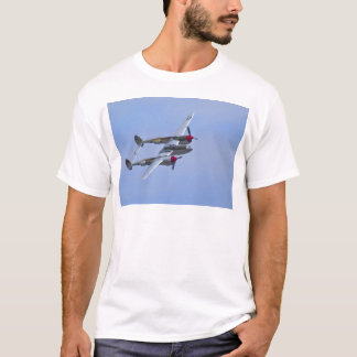 Lockeed P-38J Lightning T-Shirt