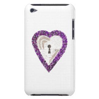 Locker Heart 4th Generation I-Pod Touch Case
