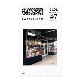 locke's postage