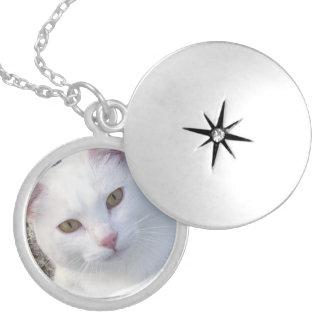Locket conmemorativo de la foto del mascota de enc pendientes
