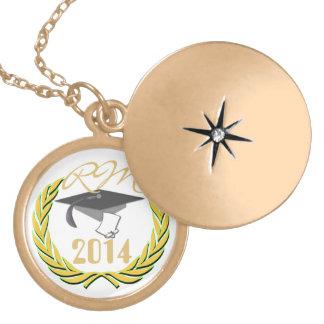 Locket de la graduación medallones