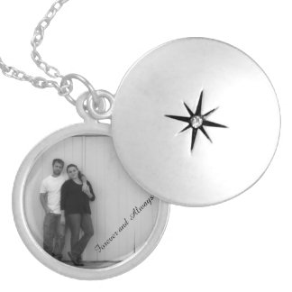 Locket..........Forever and Always Locket Necklace