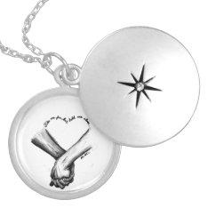 Locket Necklace at Zazzle