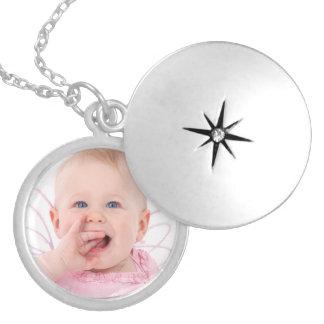 Locket personalizado precioso de la foto pendientes personalizados