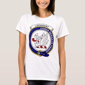 Lockhart Clan Badge T-Shirt