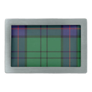 Lockhart Scottish Tartan Belt Buckle