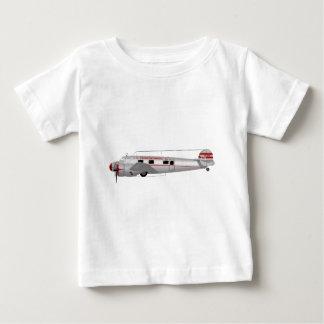 Lockheed 12A Electra Baby T-Shirt