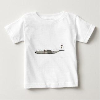 Lockheed C-130 Hercules Blue Angels Gray Baby T-Shirt