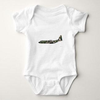 Lockheed C-130 Hercules Vietnam Baby Bodysuit