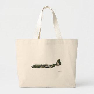 Lockheed C-130 Hercules Vietnam Jumbo Tote Bag