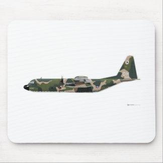 Lockheed C-130 Hércules Vietnam Tapetes De Ratones