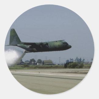 "Lockheed C-13 ""Hercules"", water drop Sticker"