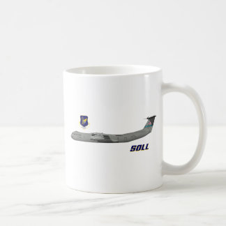 Lockheed C-141B Starlifter Special Ops Low Level Coffee Mug