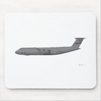 Lockheed C-5 Galaxy Mouse Pad