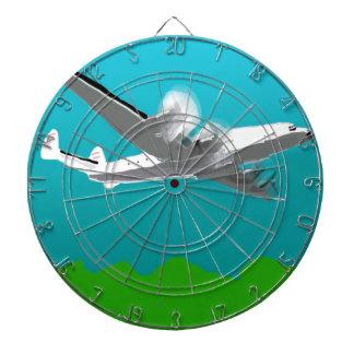 Lockheed Constellation Dartboards
