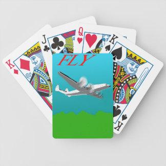 Lockheed Constellation Card Decks