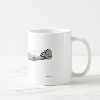"Lockheed EC-121 Warning Star ""Triple Nickel"" Coffee Mug"