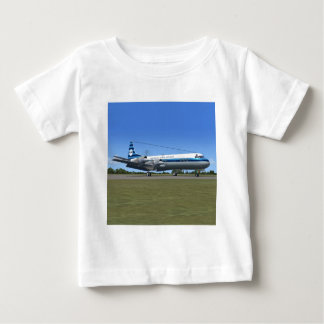 Lockheed Electra Airliner Baby T-Shirt