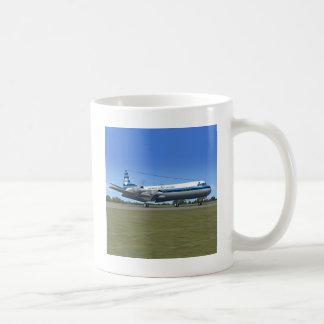 Lockheed Electra Airliner Coffee Mug