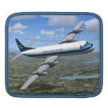 Lockheed Electra Airliner iPad Sleeve