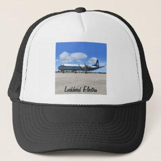 Lockheed Electra Airliner Trucker Hat