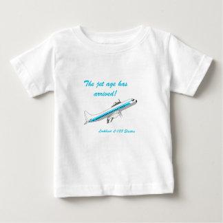 Lockheed Electra L-188 Baby T-Shirt