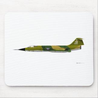 Lockheed F-104 Starfighter Mousepads