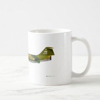 Lockheed F-104 Starfighter Mugs