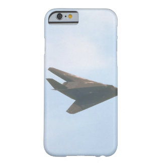 Lockheed F-117A Nighthawk_Aviation Photography Barely There iPhone 6 Case