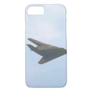 Lockheed F-117A Nighthawk_Aviation Photography iPhone 8/7 Case