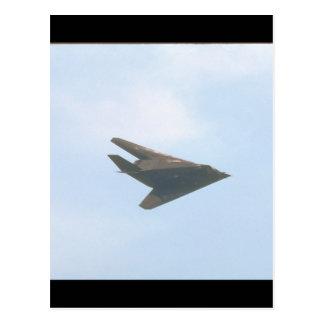 Lockheed F-117A Nighthawk_Aviation Photography Postcard