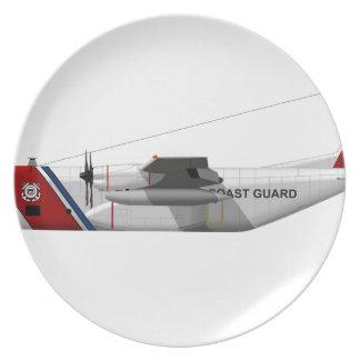 Lockheed HC-130 Hercules Coast Guard Plate