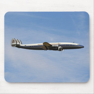 Lockheed L-1049 Super Constellation Mouse Pad