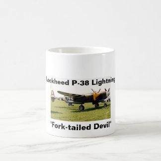 Lockheed P-38 Lightning Coffee Mug