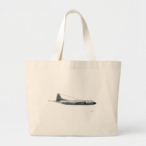 Lockheed P-3 Orion Canvas Bag